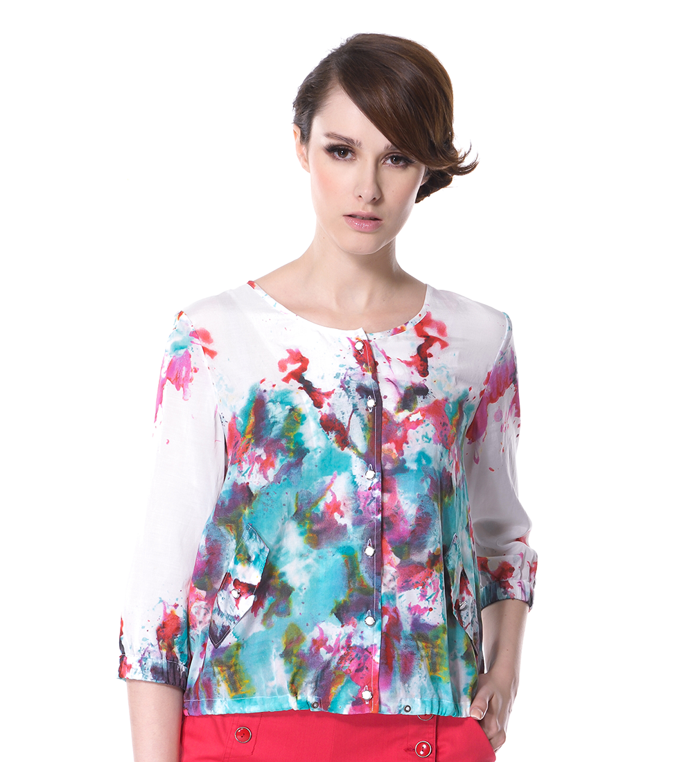 Ladies Satin Blouses. Showing 40 of results that match your query. Search Product Result. Product - Womens Loose Summer Casual Beach Tops Ladies Cold Shoulder T Shirt Blouses. Product - Women Evening Wear Short Sleeves Lace Shirt and Blouse .