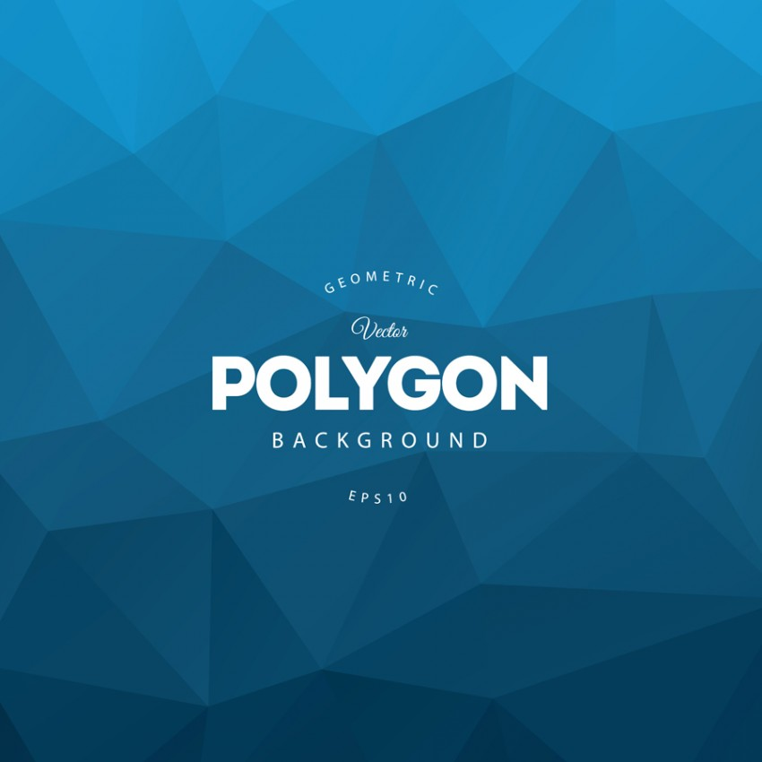 polygon background