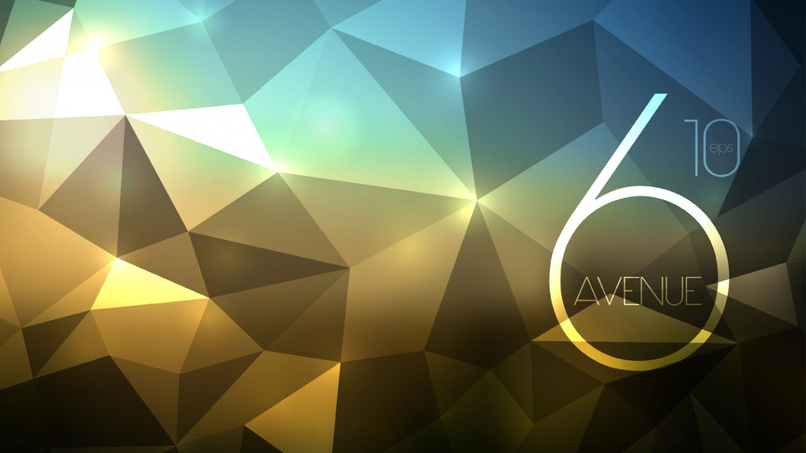 polygonal background 1