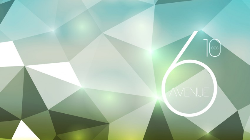 polygonal background 3